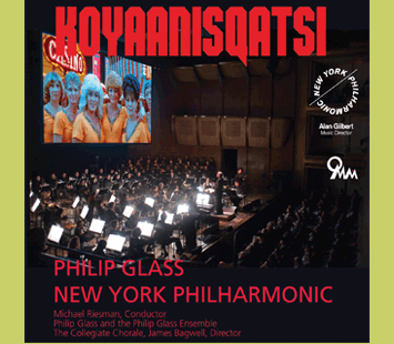 Koyaanisqatsi, Philip Glass, New York Philharmonic